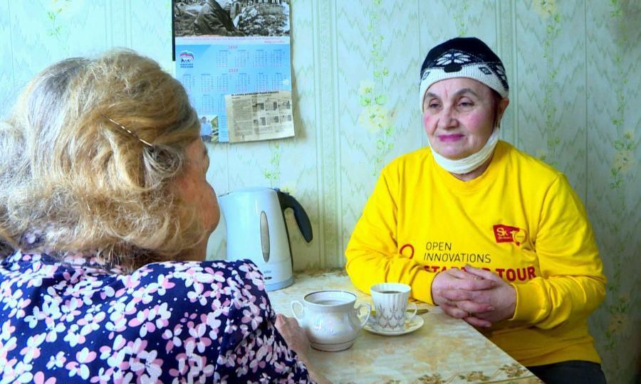 Архангельские пенсионеры запустили собственную службу помощи для одиноких пожилых людей