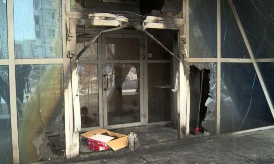 Пофакту поджога синагоги вАрхангельске возбуждено уголовное дело