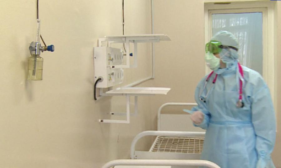 Срочно! ВАрхангельске умерла пациентка измедицинского центра им. Семашко, которой предварительно был поставлен диагноз COVID-19
